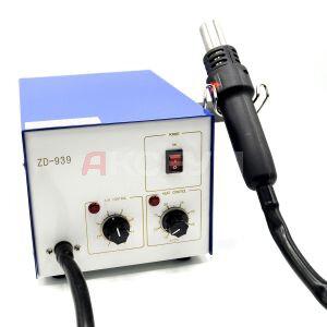Паяльная станция ZD939B антистатическая, термовоздушная