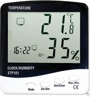 ETP-101 Часы, термометр, гигрометр
