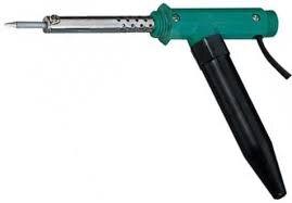 """Паяльник электрический ZD36 30W (нихромовый нагреватель)""""CE"""" с многофункциональной ручкой-кожухом"""