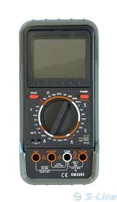 Мультиметр EM3203