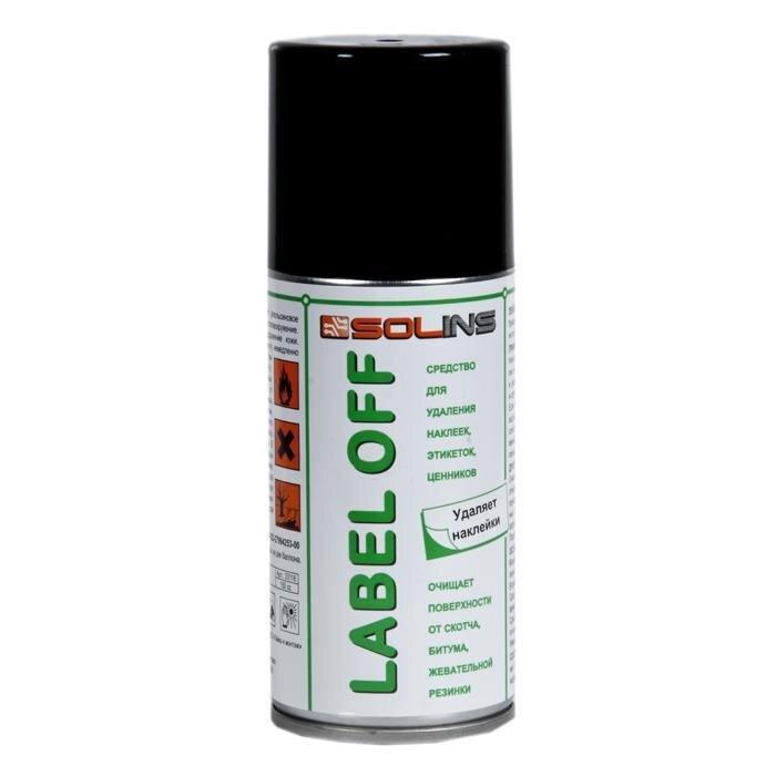 LABEL-OFF спрей для этикеток (200мл)