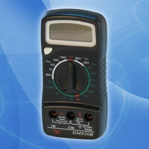 Мультиметр EM820B