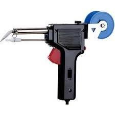 """Паяльник электрический ZD551 30/60W пистолет двухрежимный (нихромовый нагреватель)с авто-подачей припоя""""CE"""""""