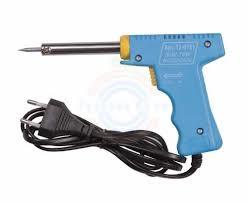 Паяльник электрический ZD60A 30/70W пистолет (нихромовый нагреватель)