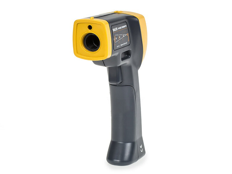 Термометр дистанционный цифровой инфракрасный (пирометр)VA6530