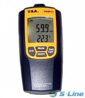 VA8010 измеритель температуры и влажности