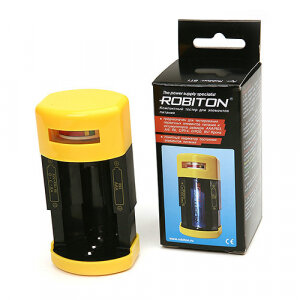 BT1 тестер Robiton для элементов питания и акку.