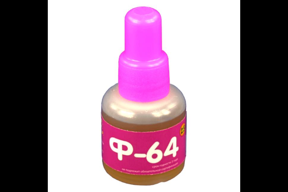 Флюс паяльный без кисти Ф-64, 25мл (connector)