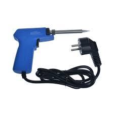 Паяльник электрический ZD90A 30/130W пистолет двухрежимный с защитным кожухом