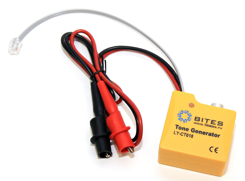 LY-CT018 Тестер кабеля для UTP/STP RJ45, BNC, RJ11/12 5bites