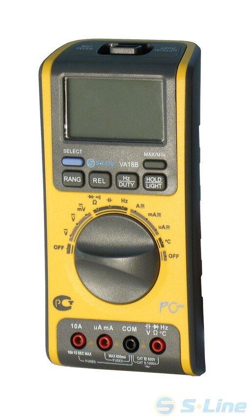 Мультиметр VA18B