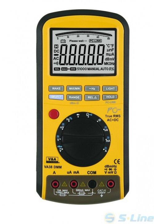 Мультиметр VA38