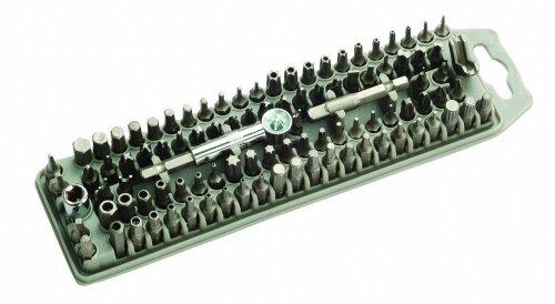 Proskit SD-2310 Набор бит (100шт, обычные и специализированные шлицы)