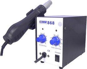 Паяльный фен ELEMENT 868 (аналоговый регулятор)