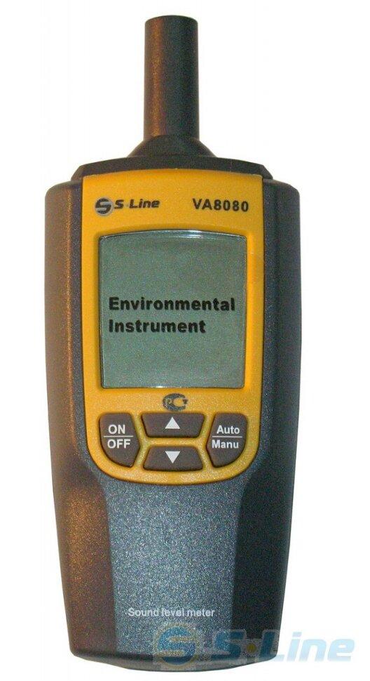 VA8080 измеритель уровня шума