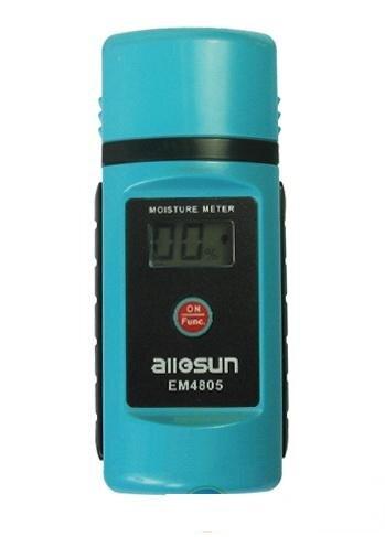 EM4805 измеритель содержания влаги, измерение температуры