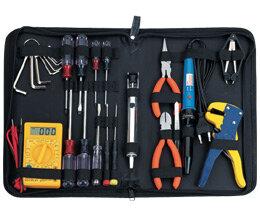 ZD-907 Набор инструментов в футляре на молнии