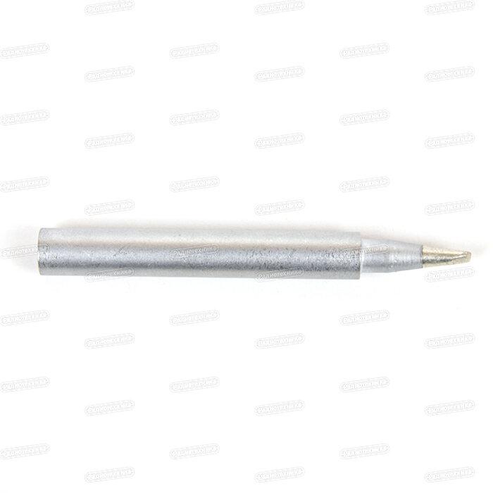 Жало сменное долговечное N22-4(для паяльников ZD21, 22 керамический нагреватель)