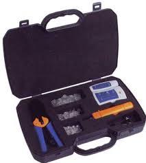 ZD-922B Набор инструментов в футляре с ручкой (пластик)