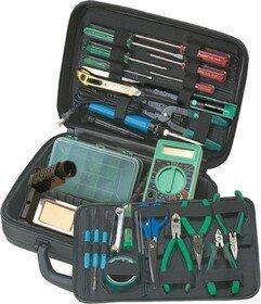 Proskit 1PK-710KB Набор инструментов для электроники базовый