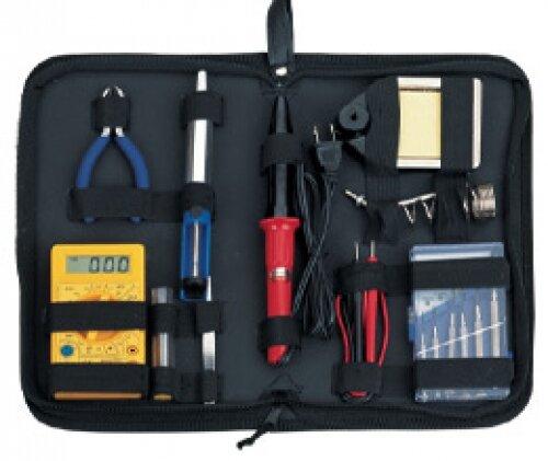 ZD-961 Набор инструментов в футляре на молнии