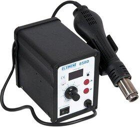 Паяльный фен ELEMENT 858D (цифровая индикация)