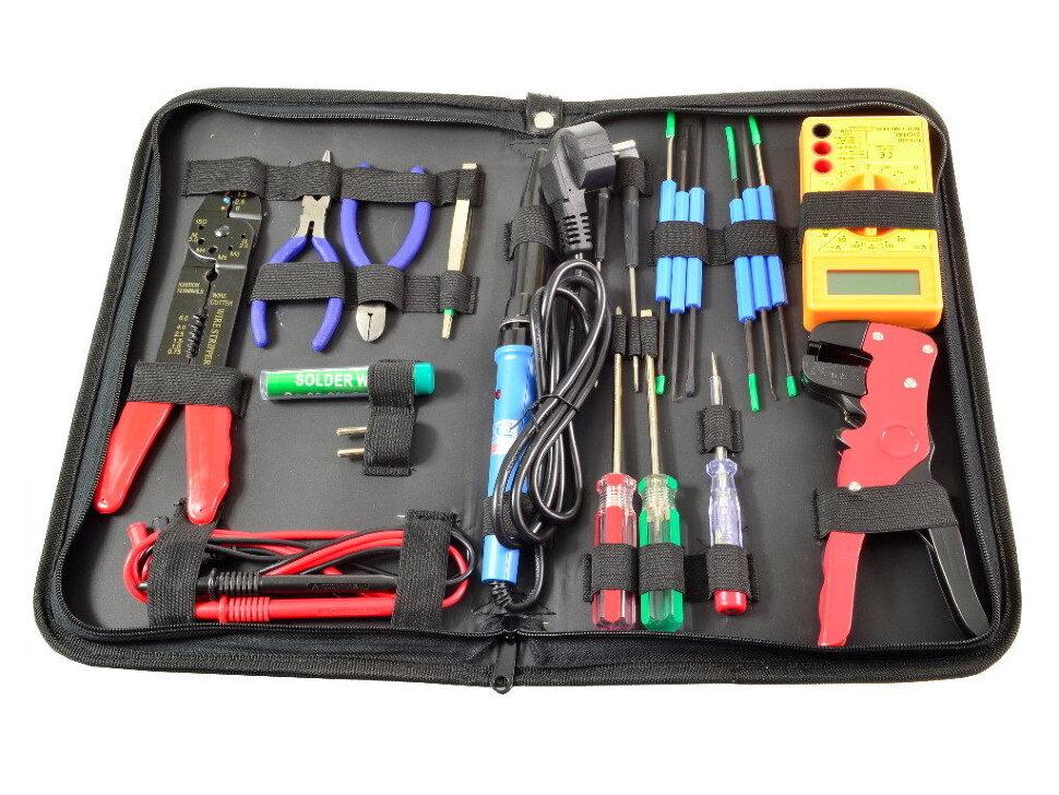 ZD-901 Набор инструментов в футляре на молнии
