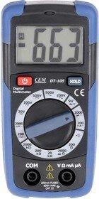 Мультиметр DT-105