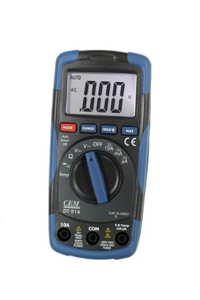 Мультиметр DT-914