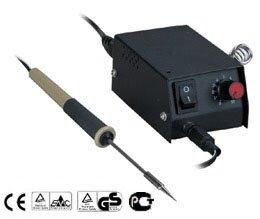 Паяльная станция ZD927 аналоговая антистатическая миниатюрная