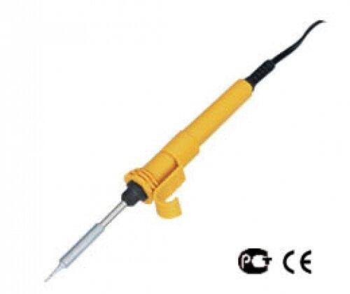 """Паяльник электрический ZD21 16W (керамический нагреватель)""""CE"""" c креплением с долговечным жалом"""